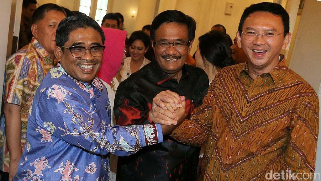 Ahok Wajib Cuti Kampanye, DPR Sarankan Sumarsono Jadi Plt Lagi