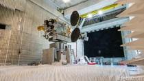 Peluncuran Satelit Telkom 3S Tinggal Menghitung Hari
