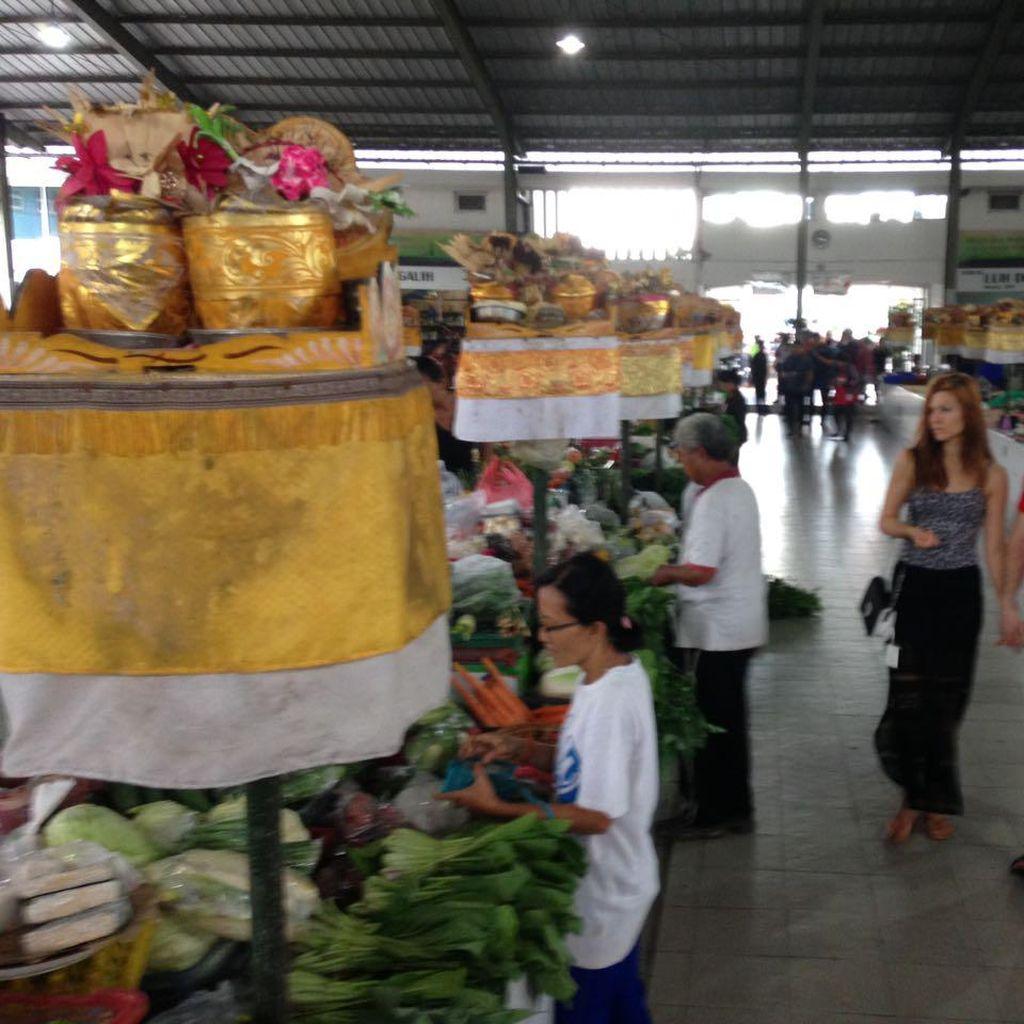 Risma Ingin Jadikan Pasar Tradisional Sekaligus Tempat Wisata