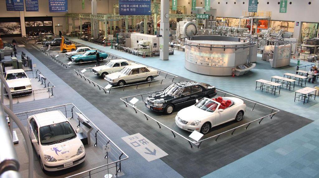 Intip Sejarah Panjang Toyota di Museum Toyota