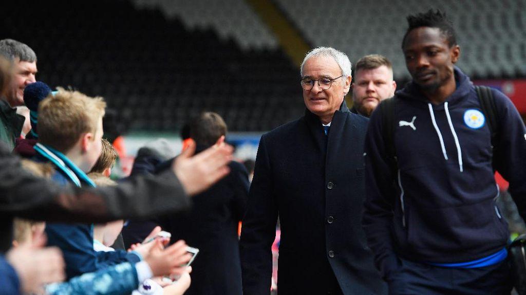 Pemain Leicester Masih Mendukung Ranieri Sepenuhnya