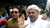 Diperiksa di Saudi, Ini yang Disampaikan Habib Rizieq ke Penyidik