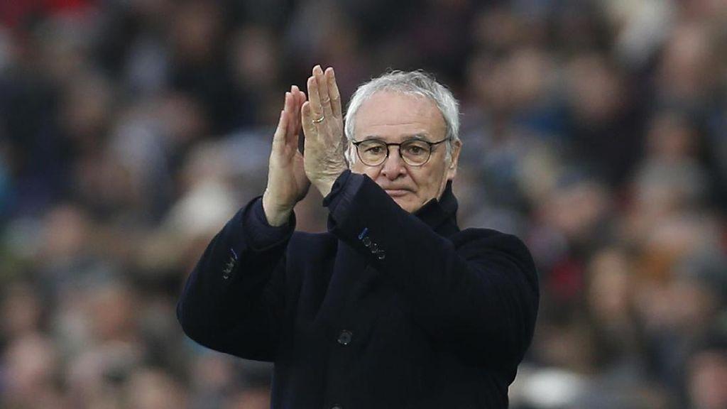 Ranieri: Saya Masih Sanggup Selamatkan Leicester