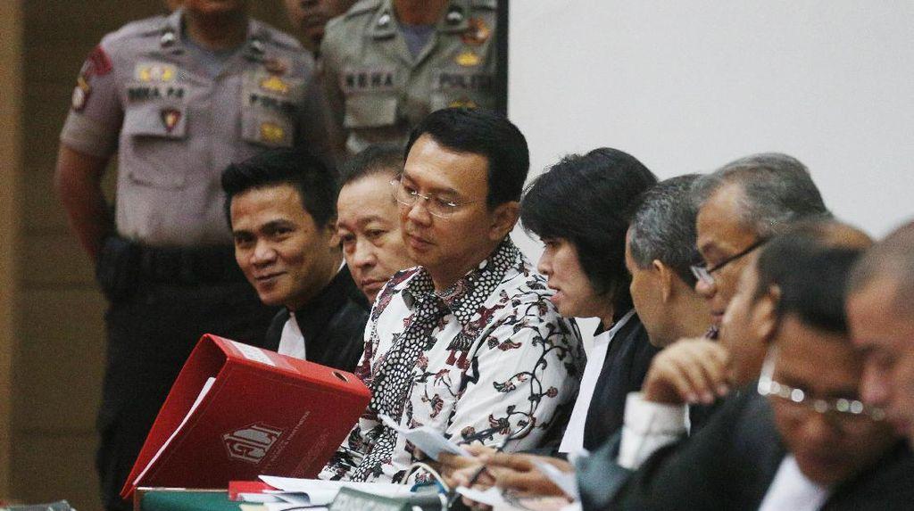 Sidang Ahok Dilanjut Pekan Depan untuk Pemeriksaan Terdakwa