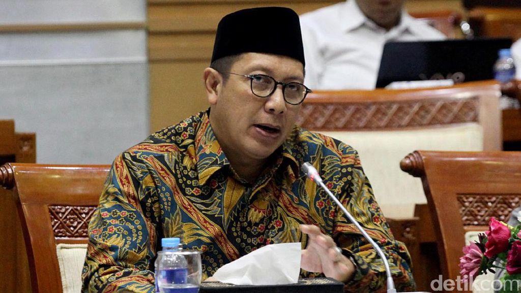 Menteri Agama: Rumah Ibadah Harusnya Perekat Persaudaraan