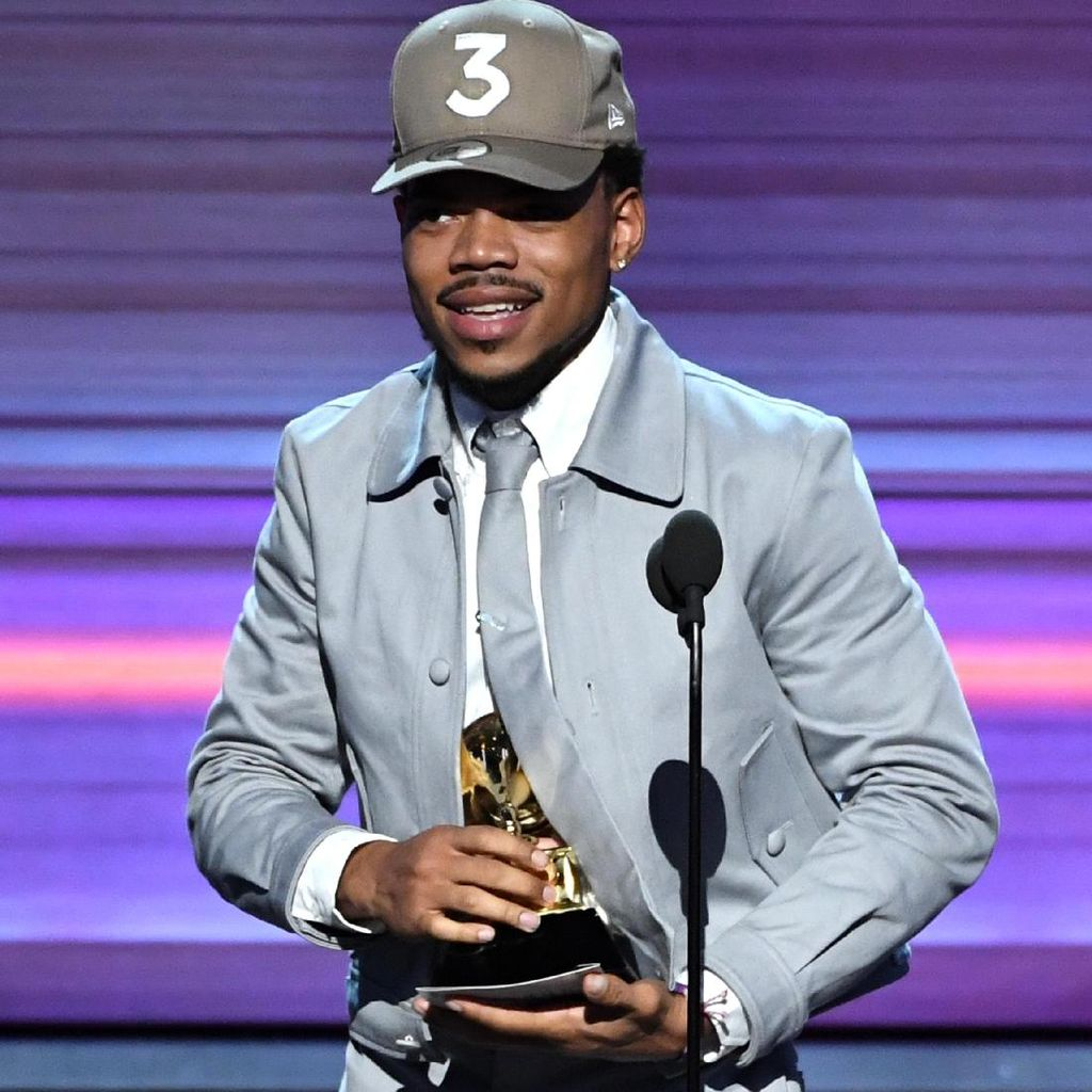 Chance The Rapper Raup US$ 100 Ribu dalam Chance The Birthday