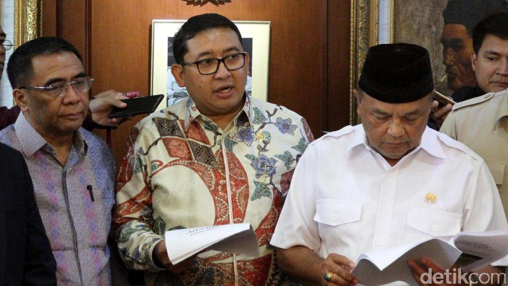 Fadli Zon: Bila Jadi Anggota DPRD, Saya Tolak Rapat Bareng Ahok