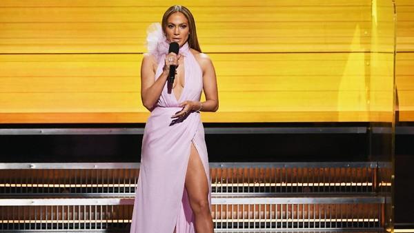 Kutip Toni Morrison, J-Lo Tuai Kontroversi di Grammy 2017