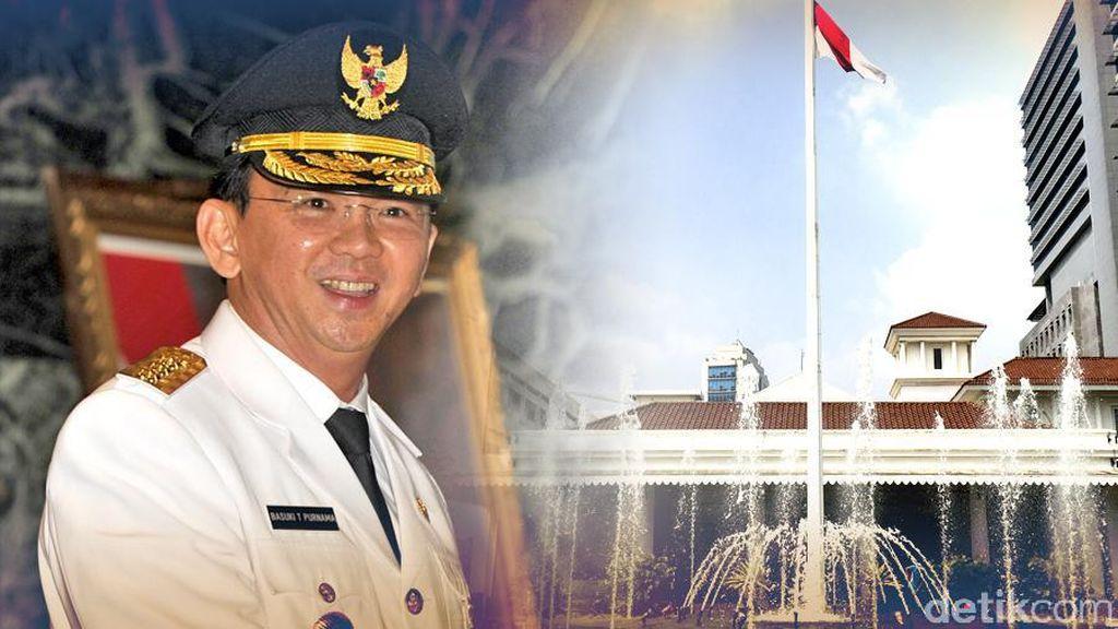 Polemik soal Status Ahok sebagai Gubernur Kian Memanas
