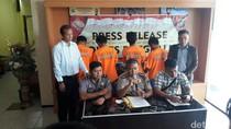 Polres Bengkalis Gagalkan Penyelundupan 89 Trenggiling ke Malaysia