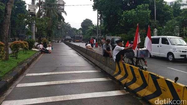 Jelang Sidang Ke-10 Ahok, Sekitar Kementan Masih Sepi dari Massa