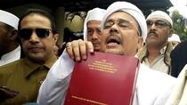 Penjelasan Habib Rizieq soal Tesis Miliknya Terkait Pancasila