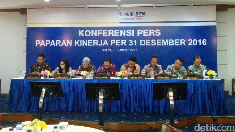 BTN Tampung Dana Repatriasi Tax Amnesty Rp 580 Miliar