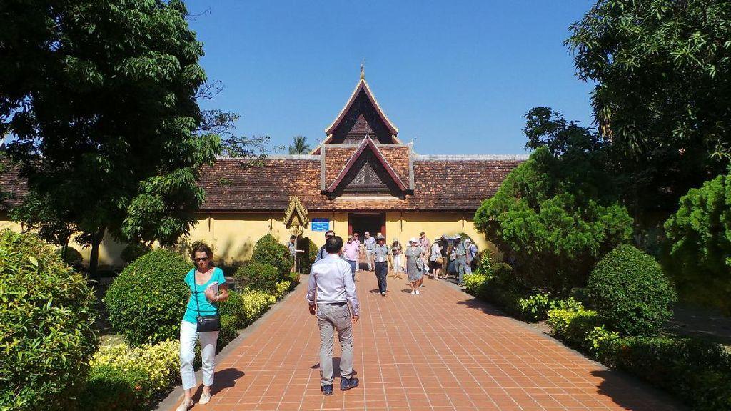 Museum Sisaket Vientiane, Saksi Bisu Sejarah Kelam di Laos