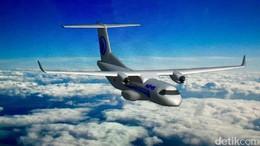 Bikin Pesawat N245, PTDI: Kita Ikuti Amanat Presiden Jokowi