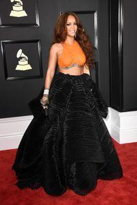 10 Gaun Terbaik Selebriti di Grammy Awards 2017