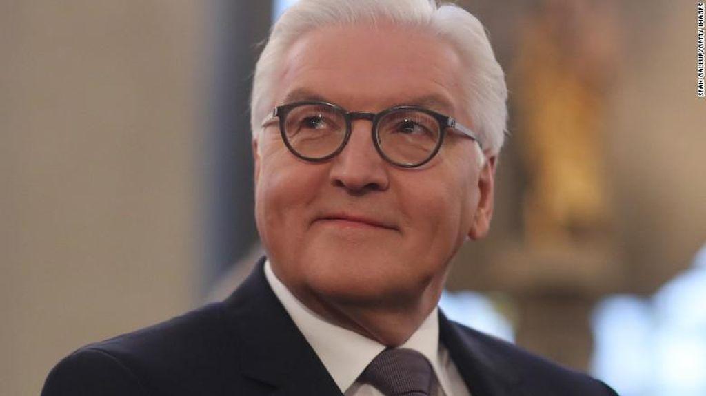 Mantan Menlu Frank Walter Steinmeier Dipilih Jadi Presiden Jerman