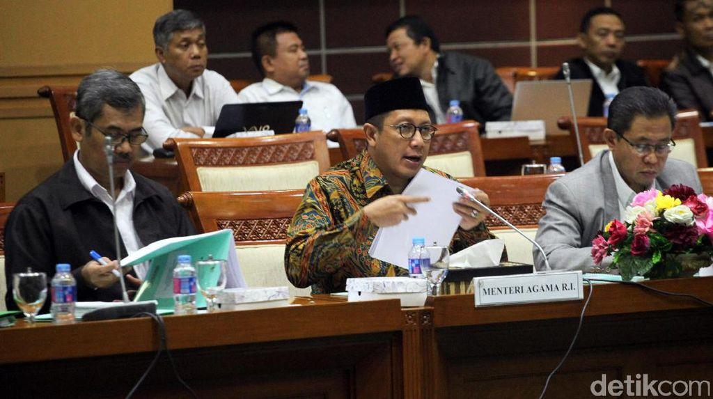 Pemerintah Setuju Ongkos Haji Tahun 2017 Rp 34,89 Juta