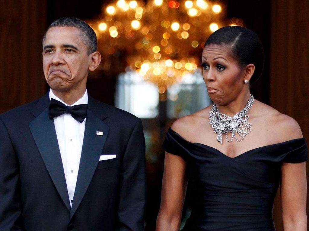 Ketika Obama Batal ke Bali Tahun 2013 Lalu