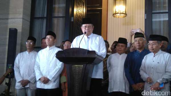 SBY: I Have to Say Politik ini Kasar dan Tak Masuk Akal