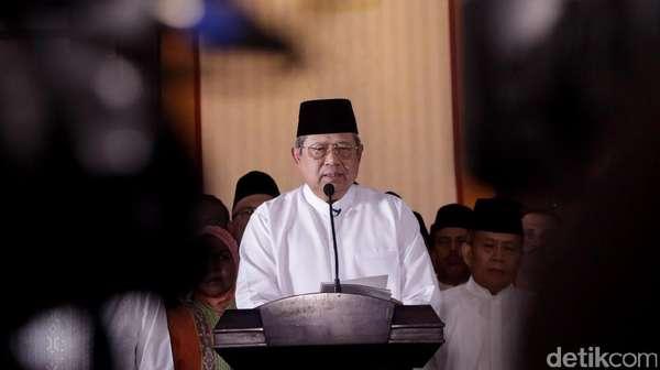 Tempuh Jalur Hukum Terkait Antasari, SBY Pesimistis Dapat Keadilan