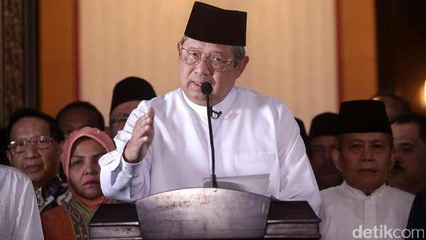 SBY: Sejak November Saya Terus Diserang, Nama Baik Dihancurkan