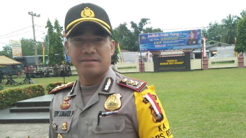 Jelang Pencoblosan, Polres Kampar Riau Sebar Tim Saber Pungli