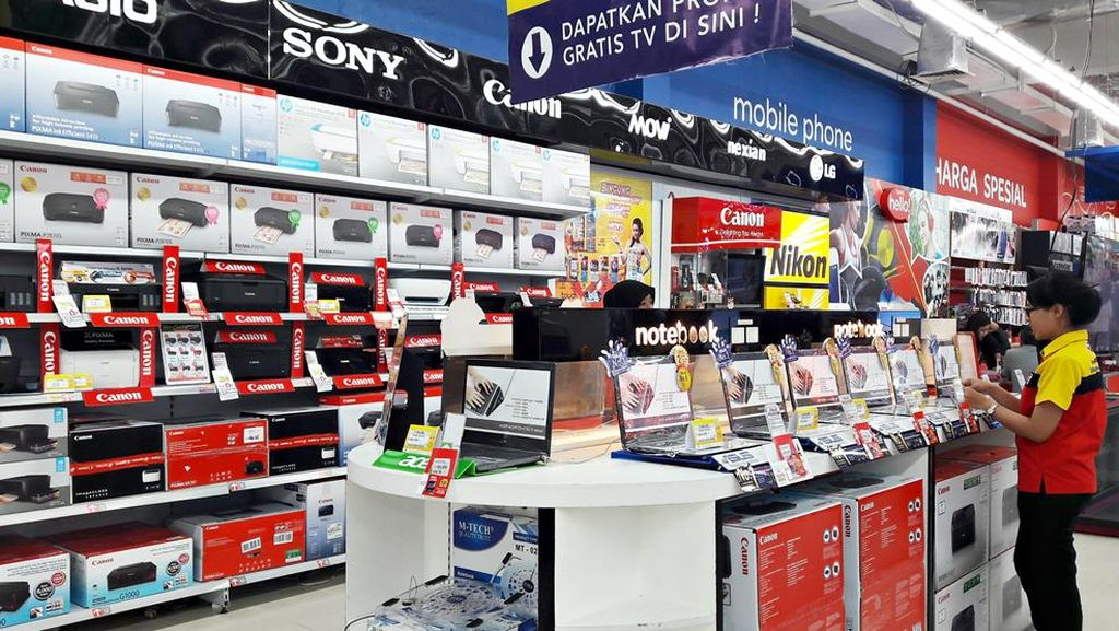 Promo Elektronik, Yuk Beli Laptop di Transmart dan Carrefour