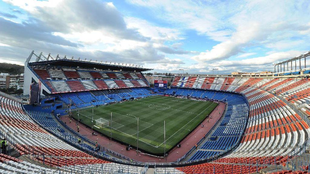 Vicente Calderon Kembali Jadi Tuan Rumah Final Copa del Rey