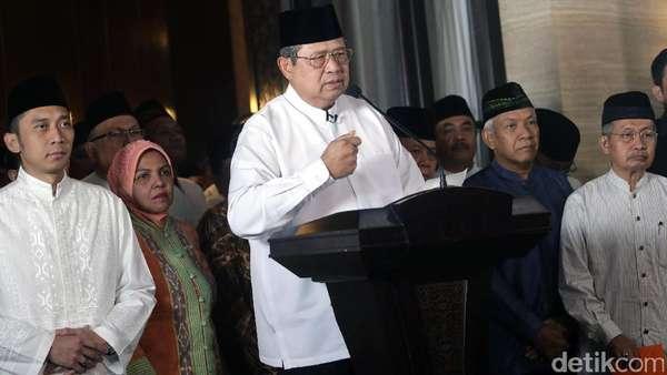 SBY: Para Penguasa Hati-hati Bermain Api, Terbakar Nanti