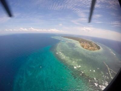 Melihat Kepulauan Kangean Madura Dari Ketinggian