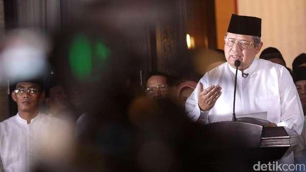 SBY: Tuduhan Antasari Tidak Benar, Tanpa Dasar, dan Liar