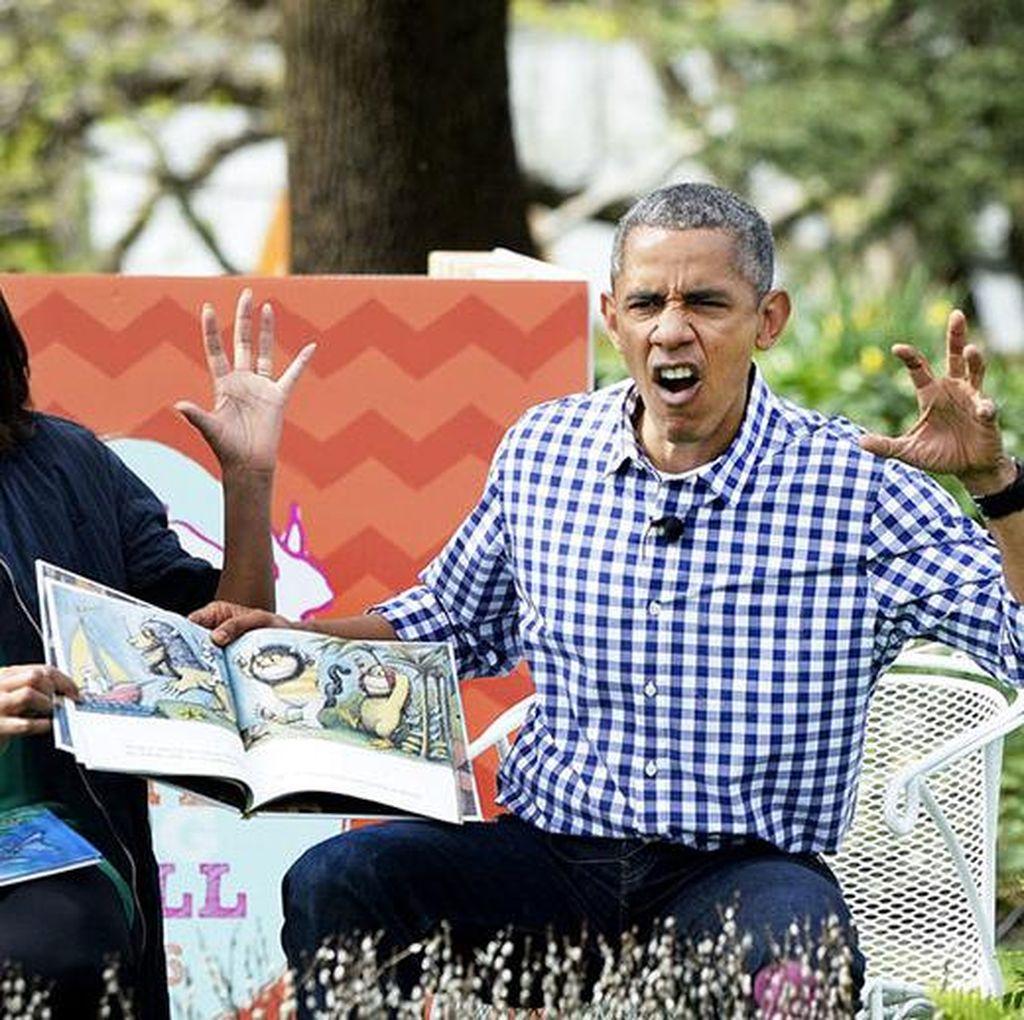 Obama Mudik ke Indonesia, Netizen Bersorak #WelcomeMrObama
