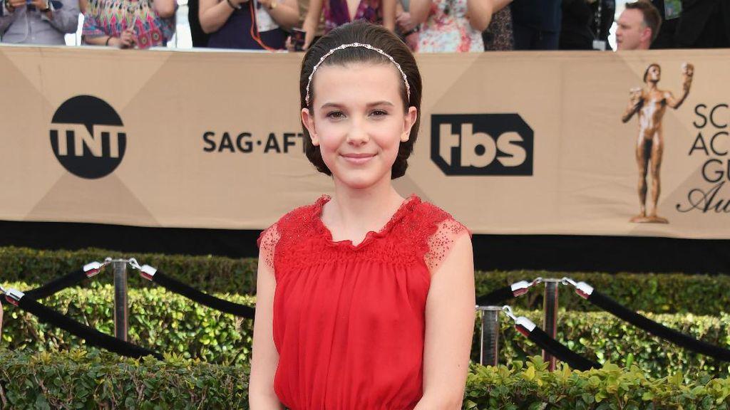 Aktris 12 Tahun Ini Masuk Agensi Model yang Sama dengan Gigi Hadid