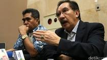 Antasari Jumpa Pers Minta SBY Jujur