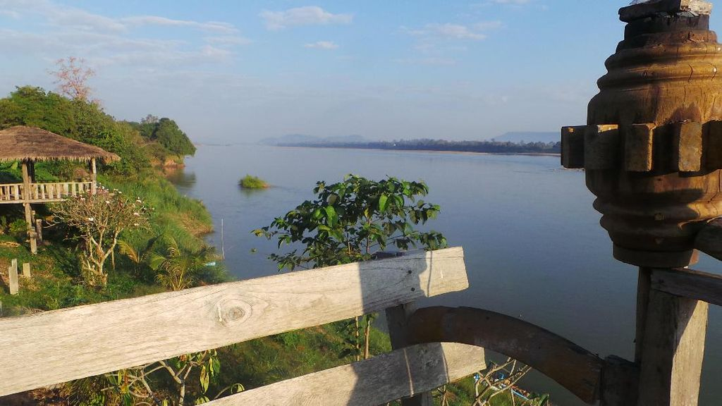 Mitos Naga di Sungai Mekong