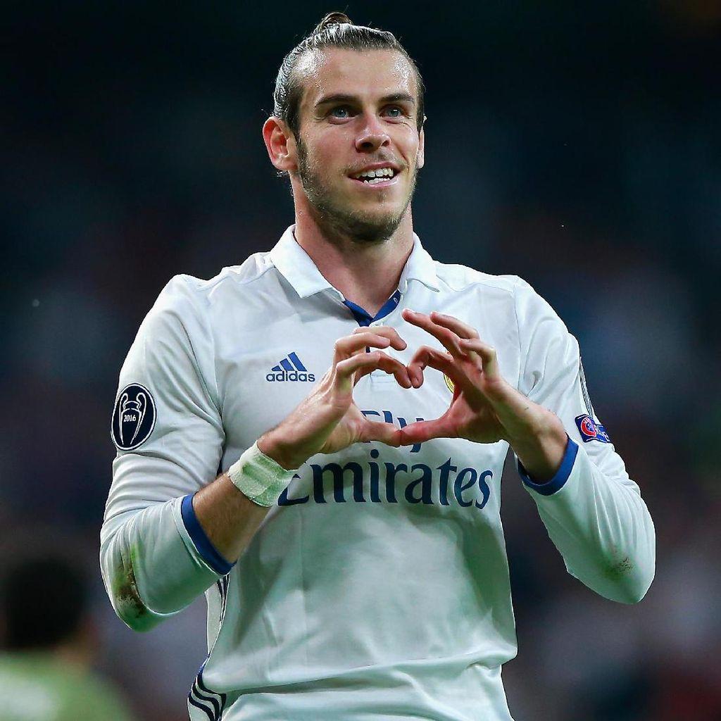 Kans Gareth Bale Torehkan Pencapaian Langka
