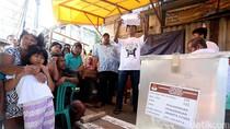 Anies-Sandi Unggul 3 TPS di Luar Batang