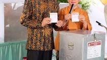 Jokowi Kembali Mencoblos di TPS 04 Gambir Besok