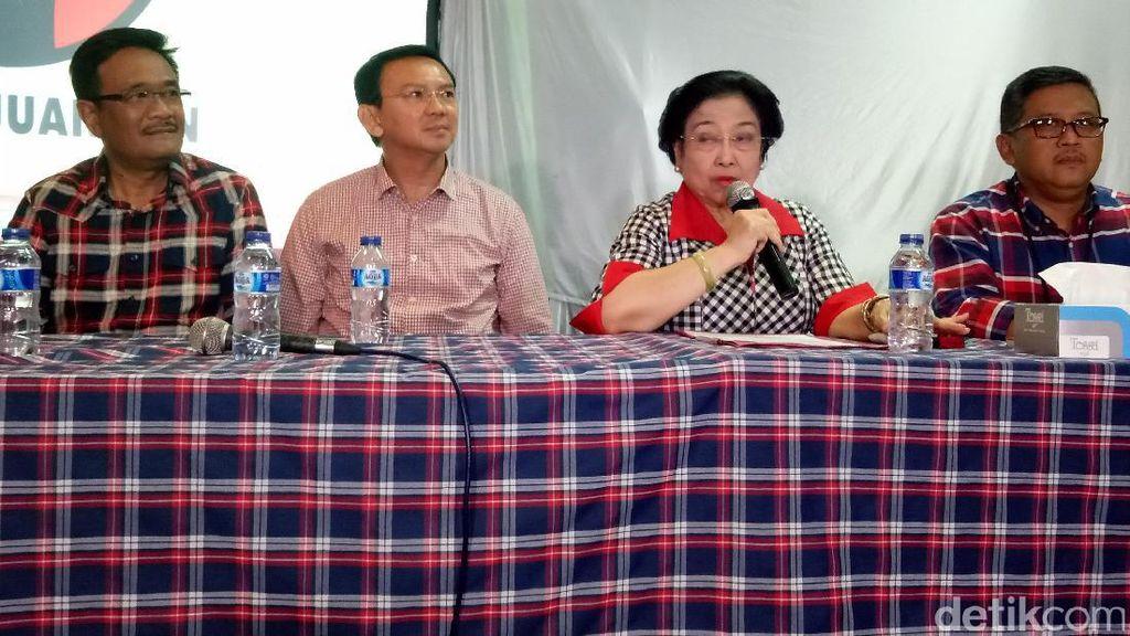 Megawati Telepon Mendagri, Minta Pelaksanaan Pilgub DKI Diperbaiki