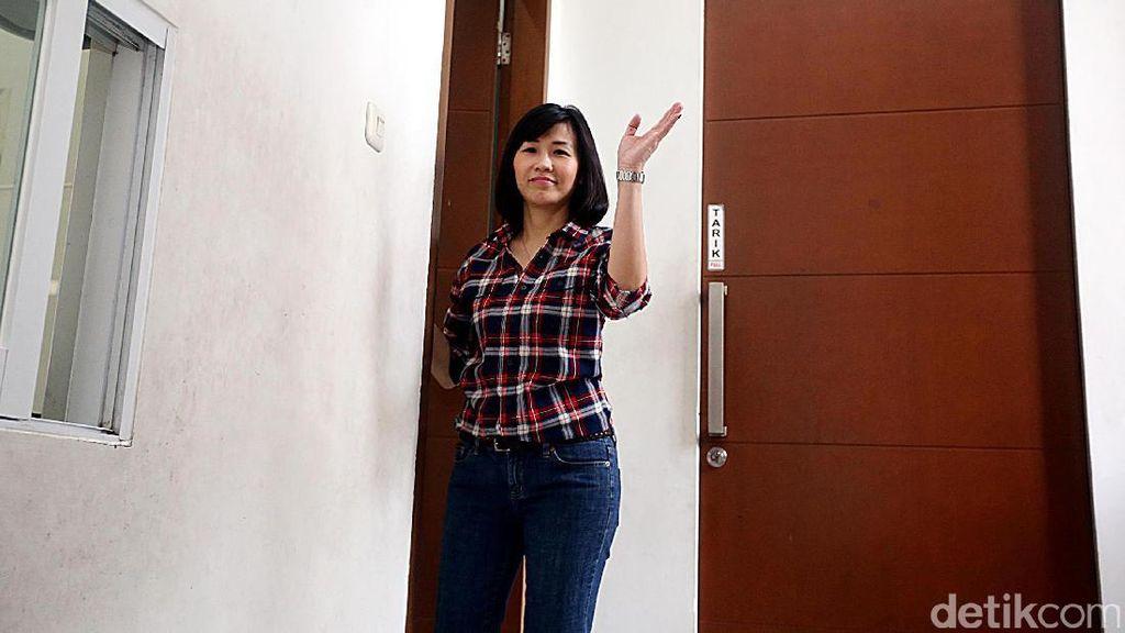 Foto: Gaya Istri Cagub dan Cawagub DKI Jakarta di Hari Pencoblosan