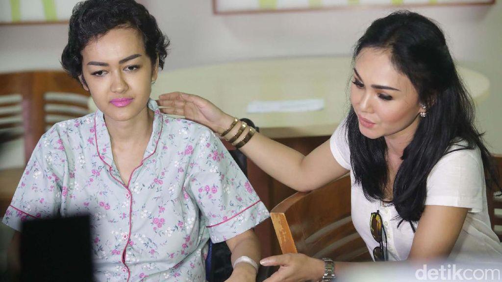 Masalah dengan Kantung Kemih, Julia Perez Sempat Dioperasi