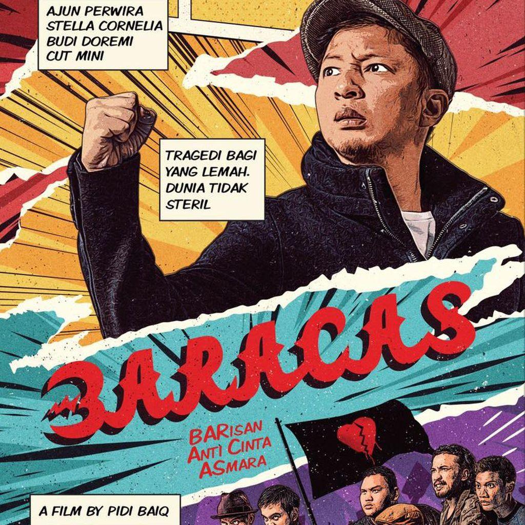 Film Pidi Baiq Baracas Rilis Poster Terbaru
