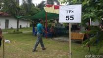 Surat Suara Tak Ada, Pencoblosan 1 TPS di Pekanbaru Tertunda