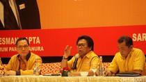 Hanura Undang Jokowi Hadiri Pelantikan Pengurus Baru