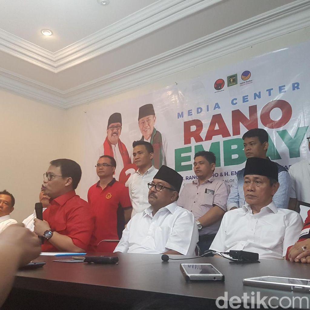 Tim Rano-Embay Tolak Pemilihan Ulang di 4 TPS Kota Tangerang