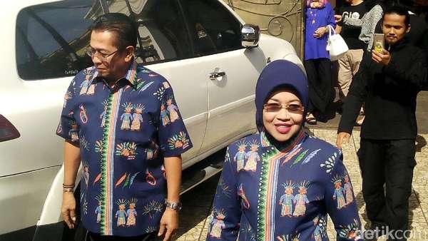 Sylvi Yakin Tudingan Antasari ke SBY Tak Pengaruhi Suaranya