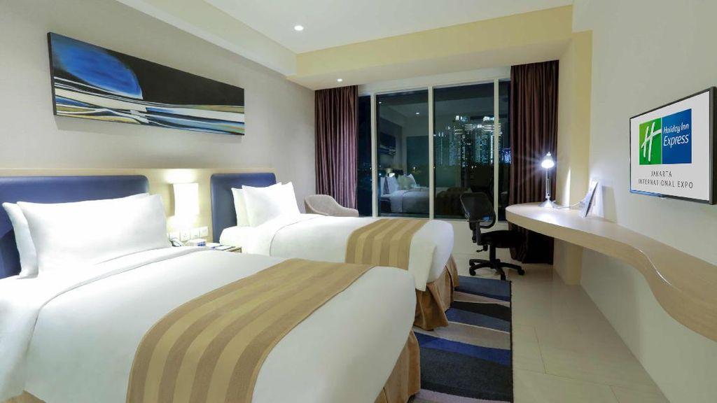 Bagi yang Nyoblos Pilkada, Hotel di Jakarta Ini Berikan Promo