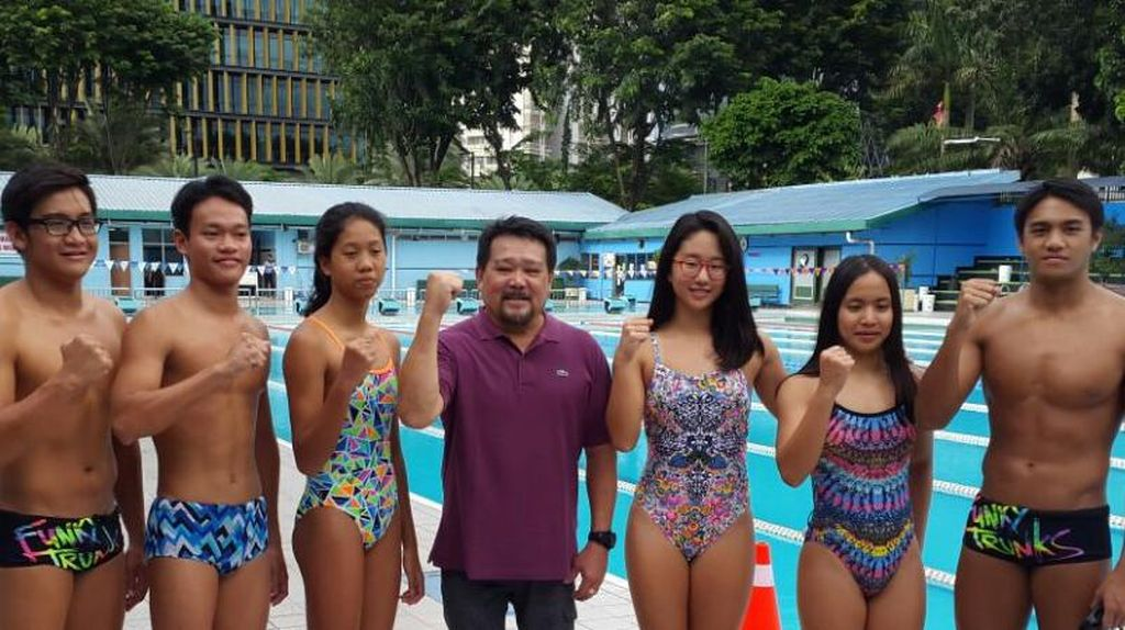Tim Renang Indonesia: Sebelum SEA Games, Kejuaraan Dunia Dulu