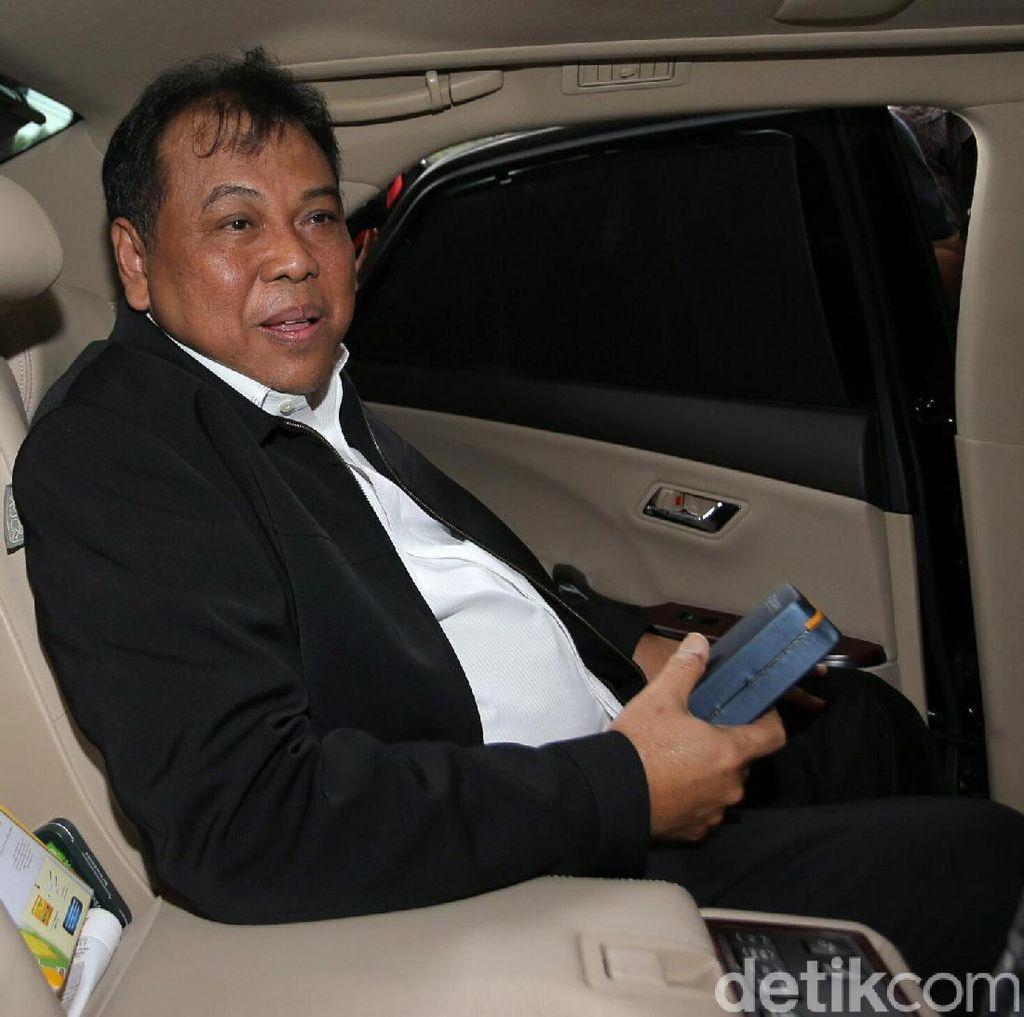 Soal Pencurian Berkas Pilkada, Ketua MK: Yang Pasti Motifnya Uang